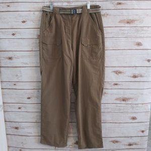 L.L. Beans Supplex Outdoor Hiking Pants Medium
